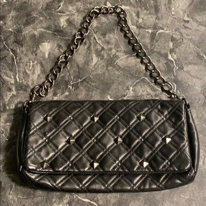 NWOT Kate Landry Clutch with chain